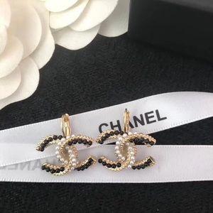 $60 Chanel earrings